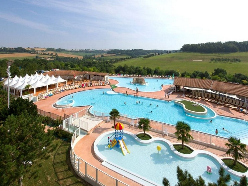 camping le lac des 3 vallees